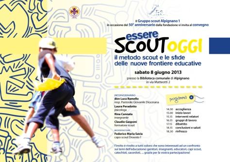 Essere scout oggi